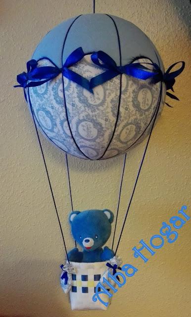 globo para niño forespan pachwork sin aguja alba hogar