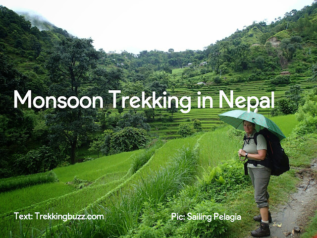 Monsoon Trekking in Nepal