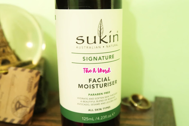 Review Sukin Signature Facial Moisturiser  Indonesia