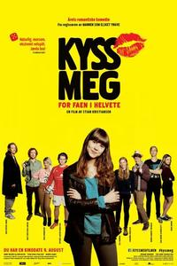 Poster Kiss Me, Damn It