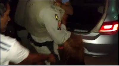 PM morre após ter arma roubada por homem e ser baleado; veja vídeo