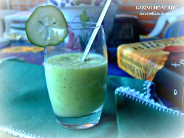 """Gazpacho verde"""