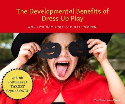 The Developmental Benefits of Dress-Up Play