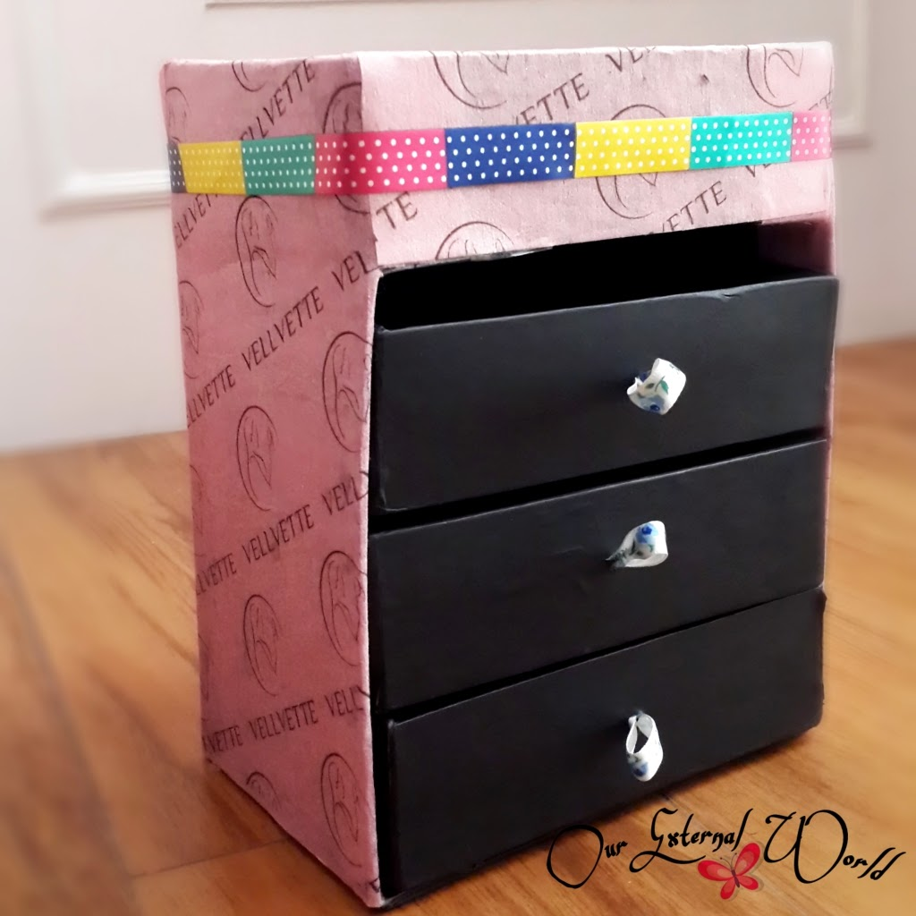 diy makeup storage box - photo #10
