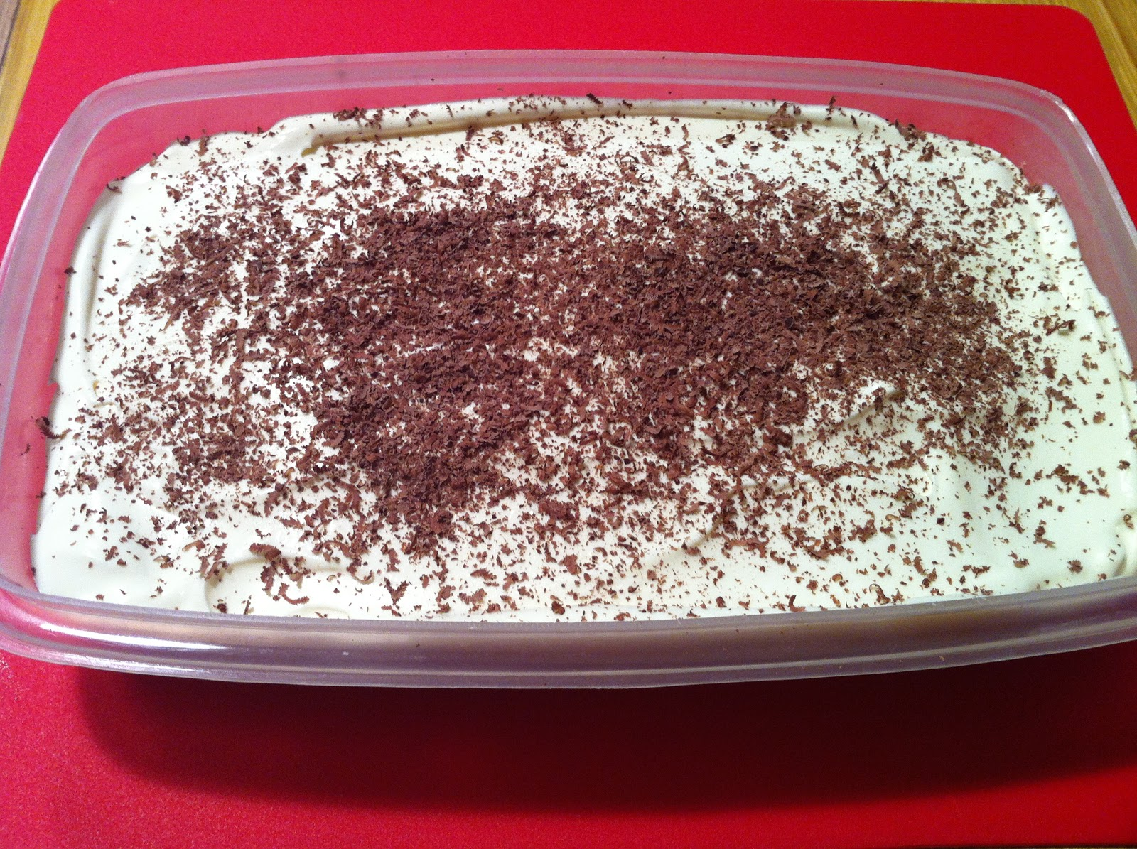 Cool Whip Pudding With Chocolate Wafers Layer Cake
