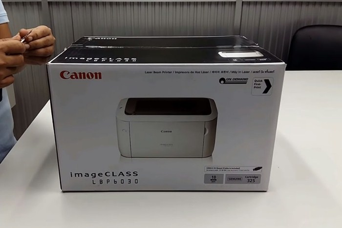 Driver Canon LBP 6030 - YTB