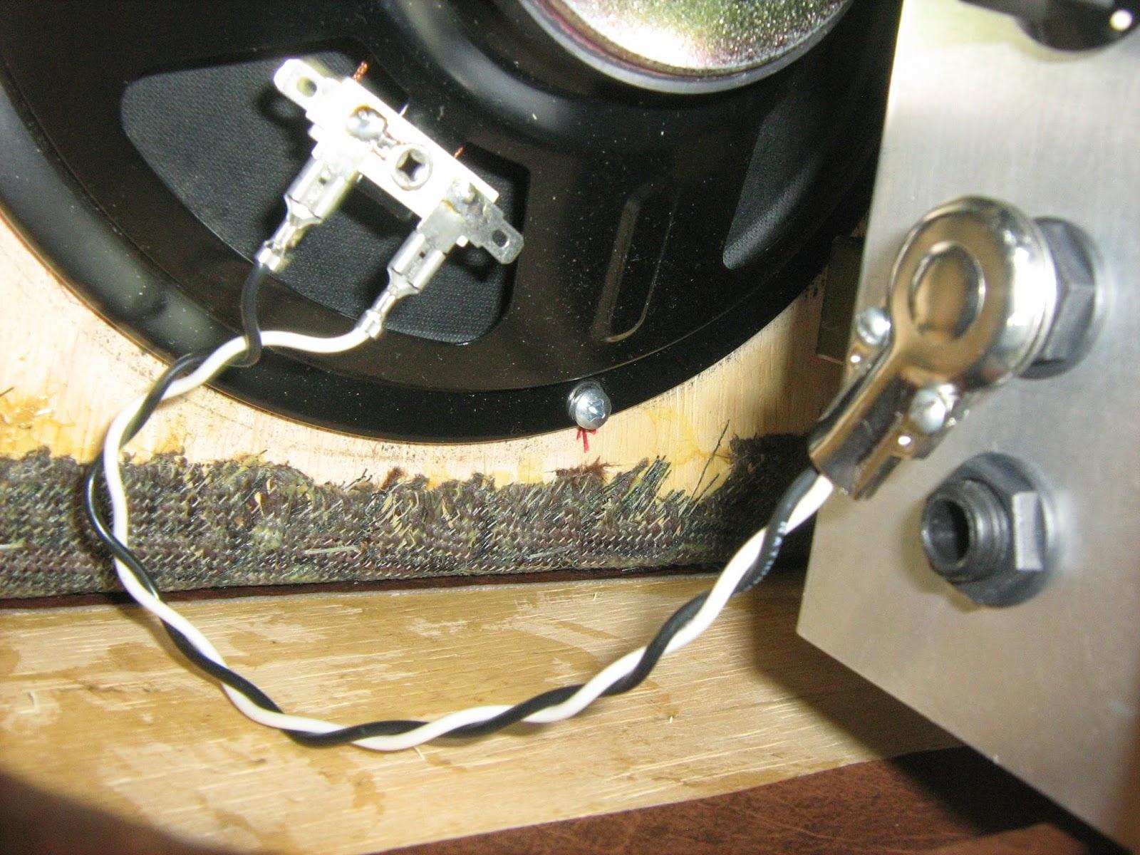 Speaker cable - DIY