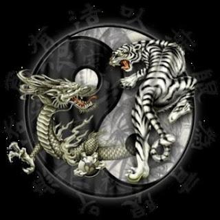 Simbol Naga Dan Singa Dalam Mitologi Seni Budaya Tiongkok China