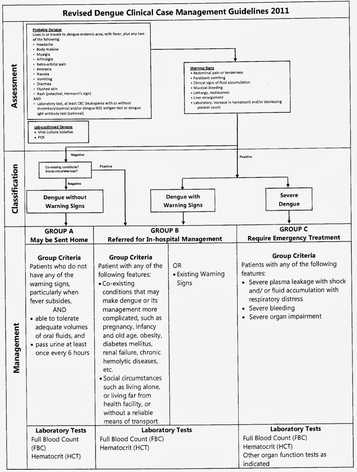 Public health resources full diagram of revised dengue clinical public health resources full diagram of revised dengue clinical case management guidelines ccuart Gallery