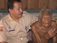 Kakek Tertua di Dunia Asal Indonesia ini,Capek Berusia 146 Tahun, Ingin 'Tinggalkan Dunia'