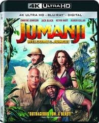 Jumanji : Bienvenue dans la jungle 4K Ultra HD