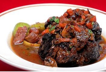 Haitian-Style Oxtail