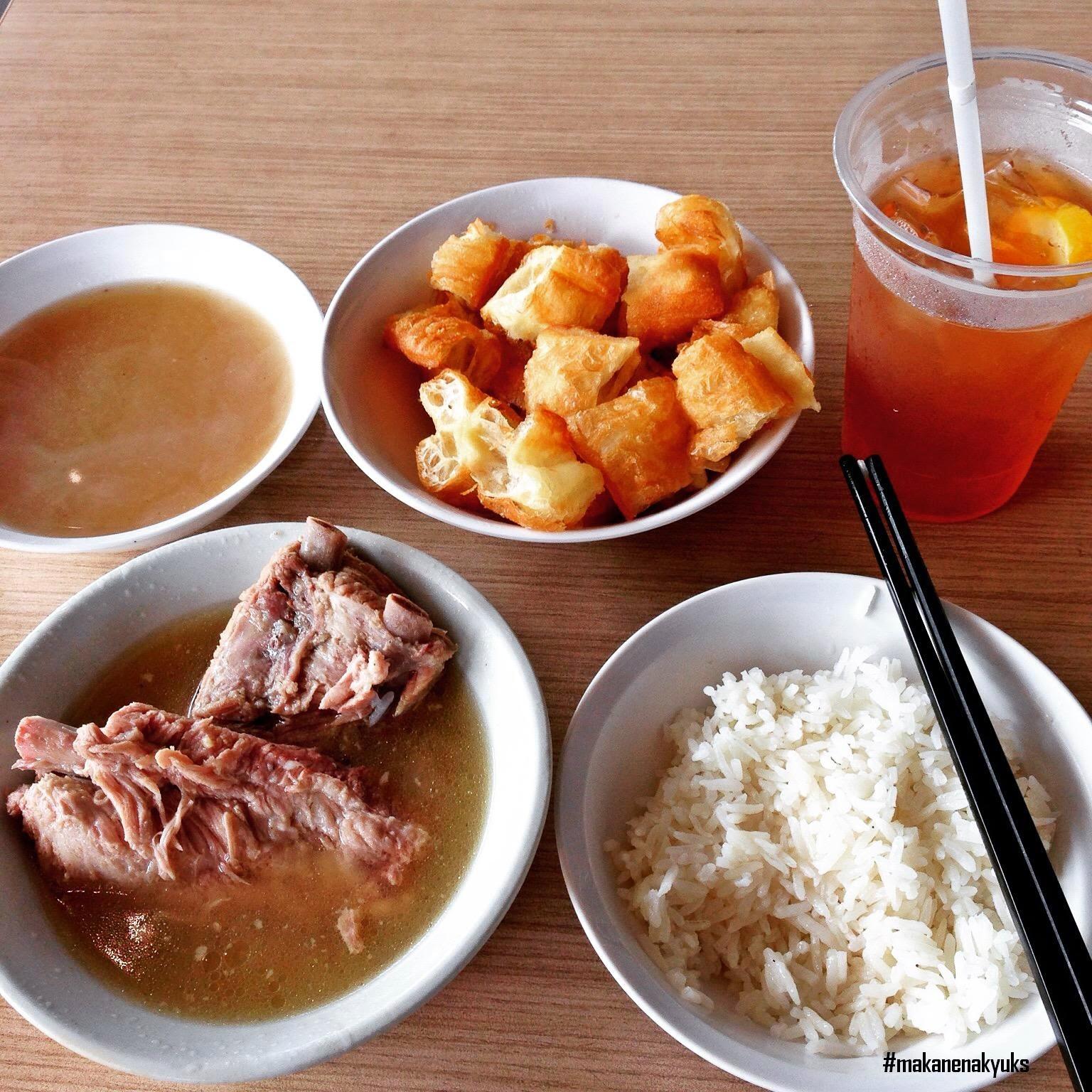 Makan Enak Yuk Kuliner Jakarta Song Fa Bakut Teh Pik