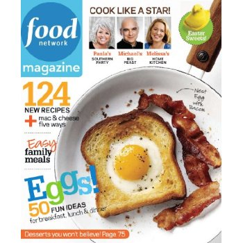 Buy Food Network Magazine (1-year auto-renewal) Just in $18.00