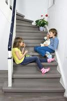 H&K Treppenrenovierung - renovierte Treppe im Privat-Haushalt
