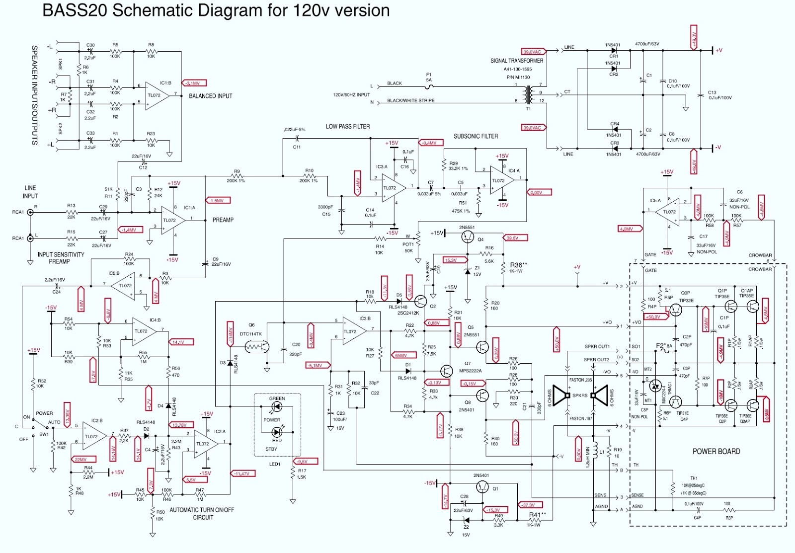 Subwoofer Wiring Diagram Valeo Alternator Diagrams  Readingrat