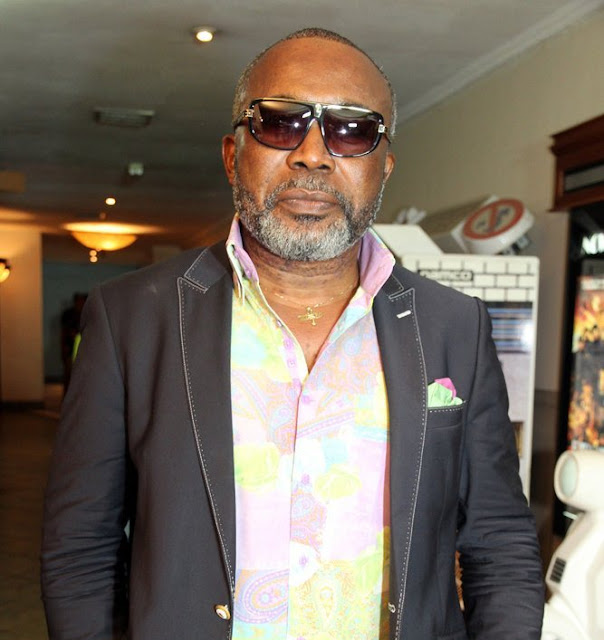 Zack Orji Opened Up - First time I tried Indian hemp was in 1978