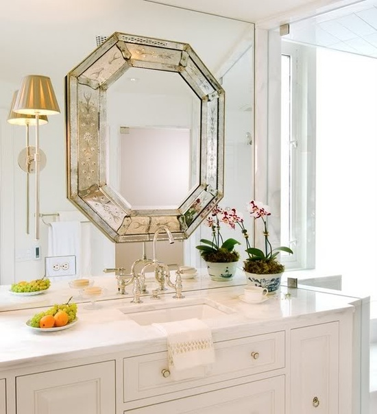 Layering Mirrors Over