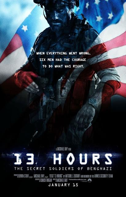 13 Hours The Secret Soldiers of Benghazi (2016) 720p ...