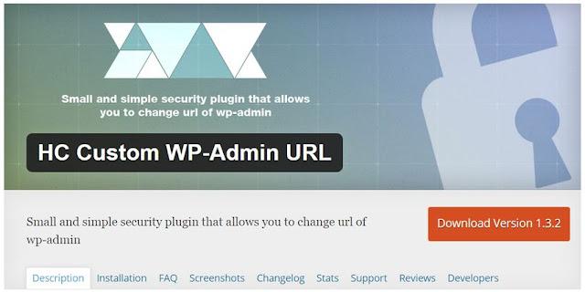 hc-custom-wp-admin-url-WordPress 防駭 + 建立安全防護心得紀錄