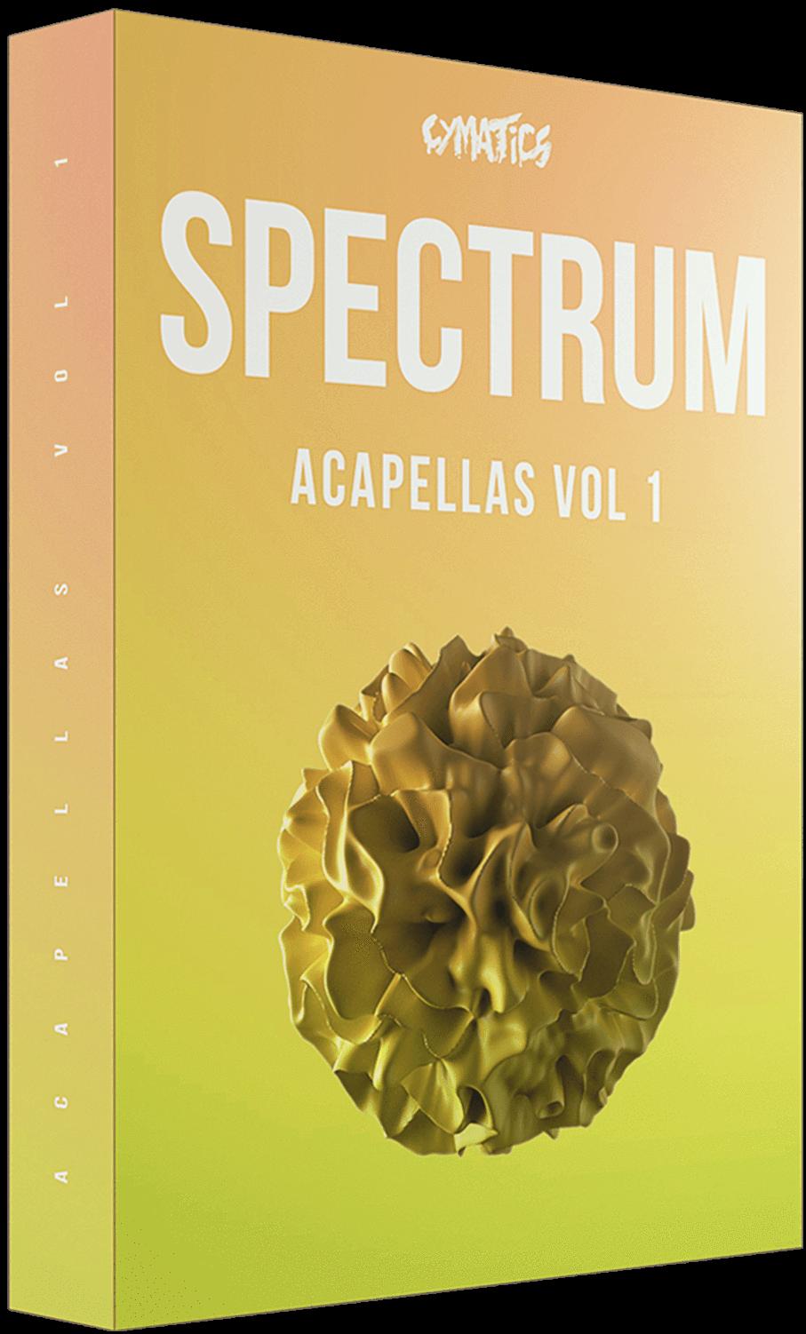 Spectrum Acapellas | Free Download | Zeeb Crack