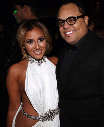 Israel Houghton Denies Cheating On His Wife With Adrienne