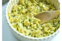 Zucchini Balls Baked Recipe