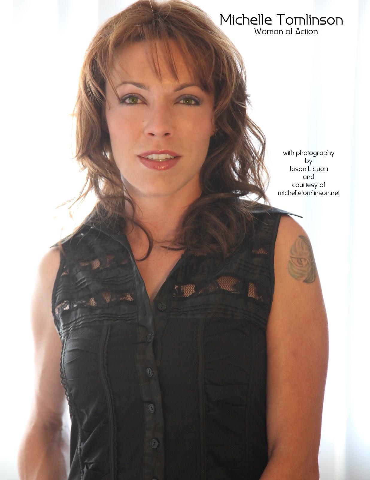 Michelle Tomlinson Nude Photos 8