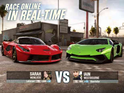 CSR Racing 2 MOD APK MONEY