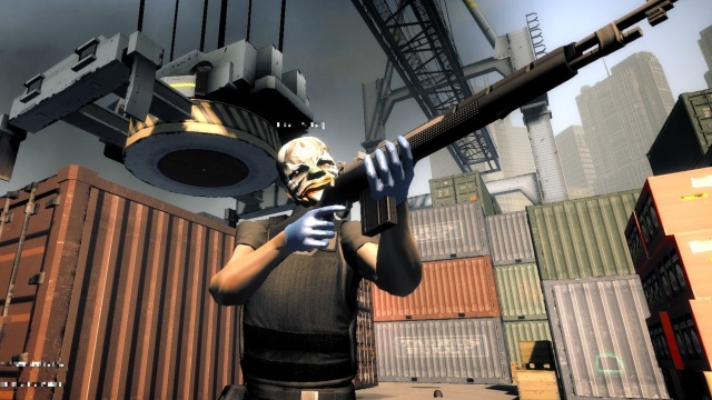 Download Payday The Heist PC Games
