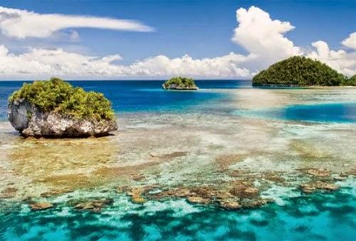Pantai%2BSawarna%2BBanten Inilah 10 Pantai Paling Indah Di Indonesia Yang Wajib Kamu Kunjungi