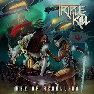 """Το video τωνTriple Kill για το """"The Alchemist"""" από το album """"Age of Rebellion"""""""