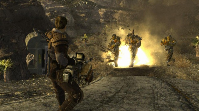 Bloggang com : B-N-P-S : [PC] Fallout New Vegas Ultimate