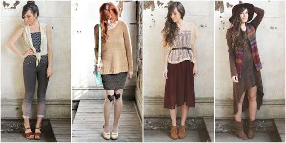 3 Tips Tampil Stylish Dengan Model Baju Vintage
