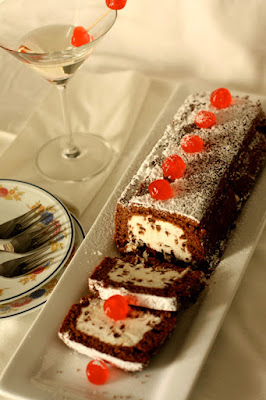 Bánh socola nhân kem ngon tuyệt