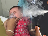 Jangan Cium Dan Peluk Anak Selepas Merokok