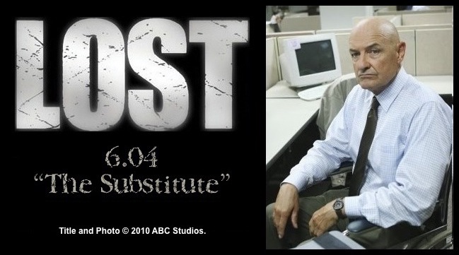 Lost 6.04 The Substitute