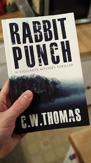 Rabbit Punch Proof Copy C.W. Thomas