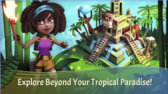 FarmVille Tropic Escape Mod Apk for Android