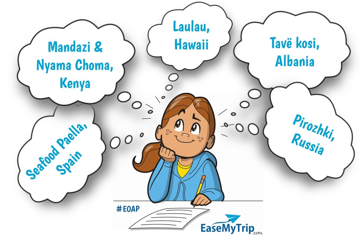 trip plans