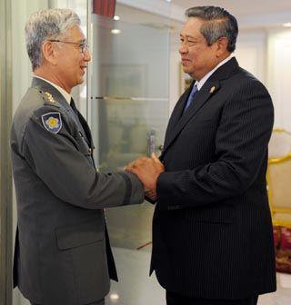 Kerjasama pertahanan Indonesa-Jepang