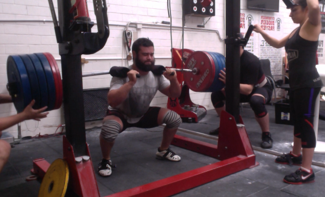 f5b1b681e8 Shakespeare Strength Team - Training Two Weeks from GPC Nationals ...