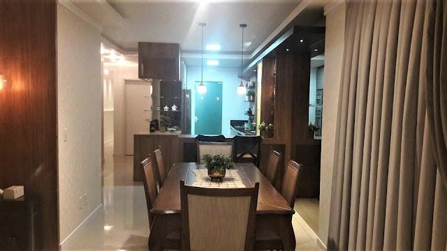 Apartamento na Meia Praia para venda