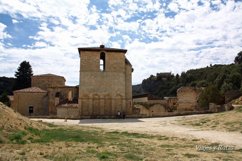 San Pedro de Arlanza, Burgos
