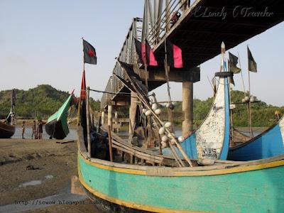 cox's bazar boats