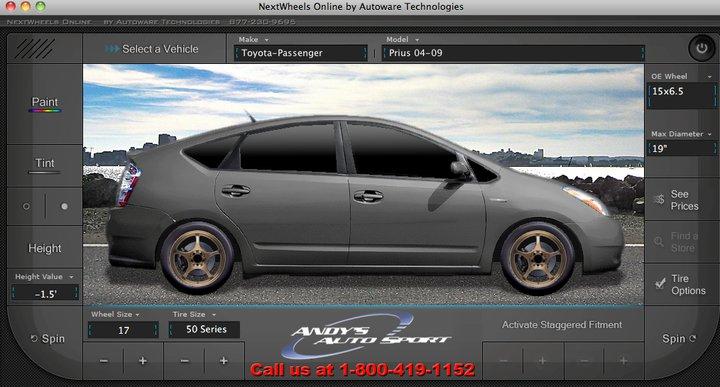 Auto paint simulator for Car paint simulator