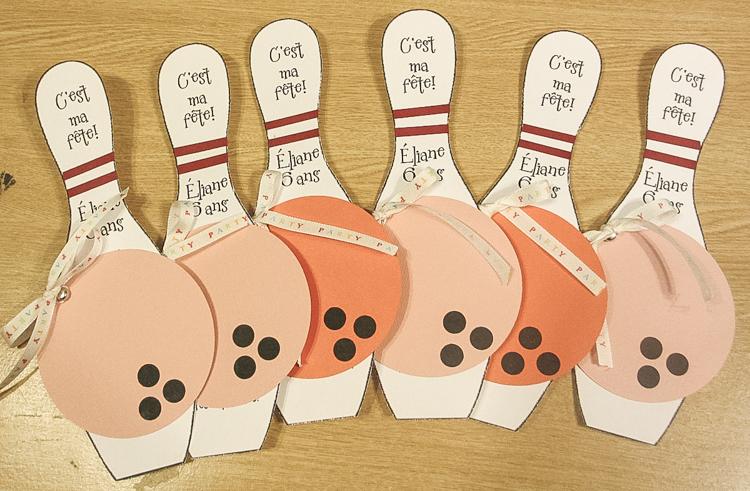 DIY Bowling Birthday Invitations – Bowling Invitation Template