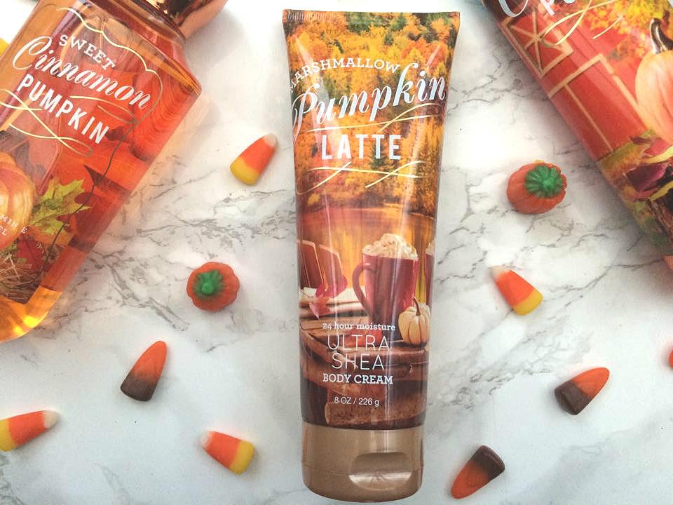 Bath and Body Works Autumn Pumpkin