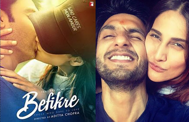 Ranveer Singh and Vaani Kapoor To Kiss A Record 23 Times !