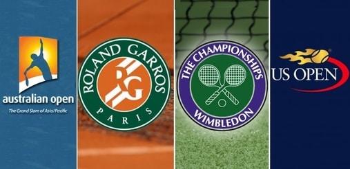 Tennis Grand Slams PSC Current Affairs
